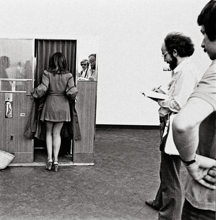Franco Vaccari, Esposizione in tempo reale n. 4, 1972.2