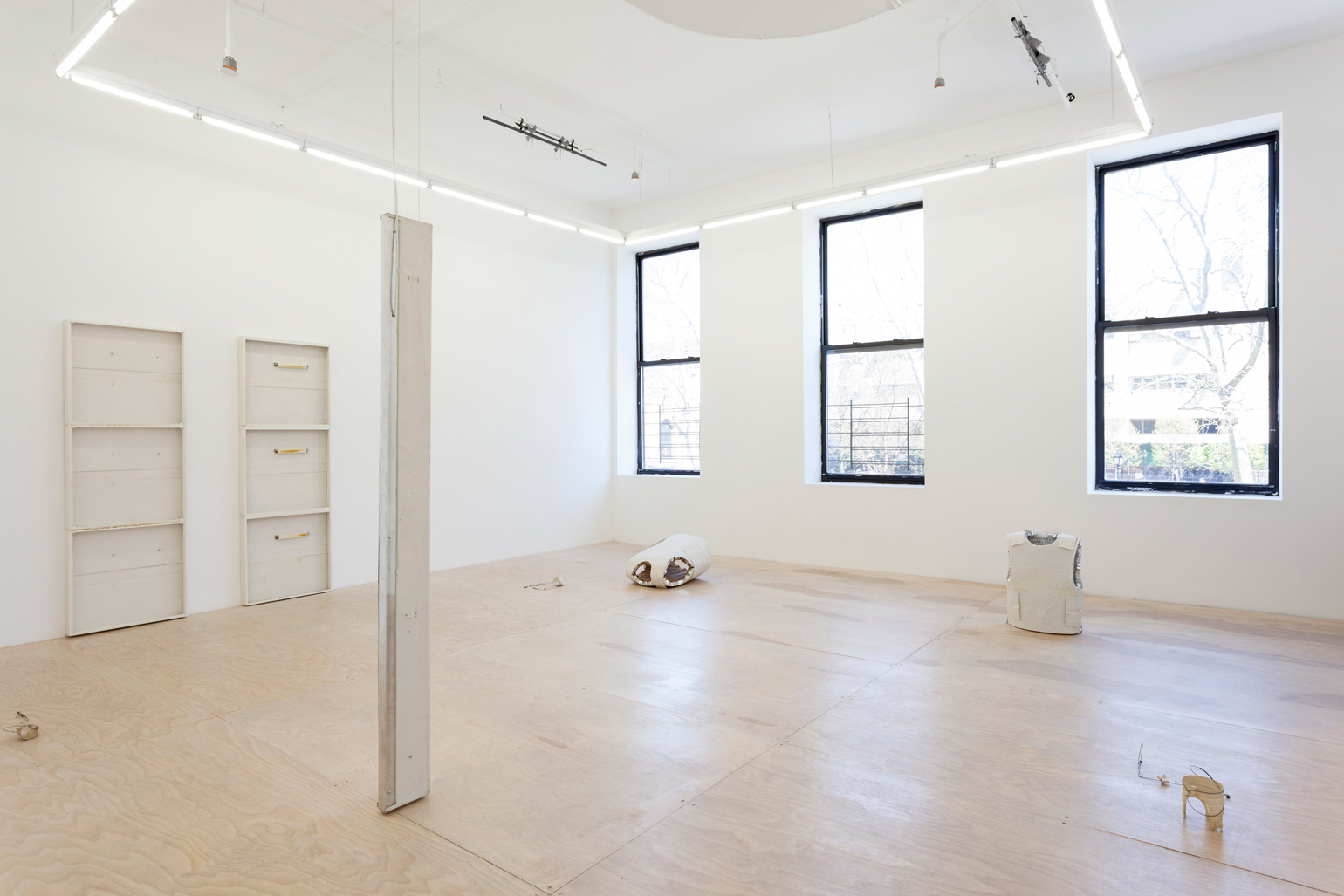 Hester - Installation view of σ, 3 2015