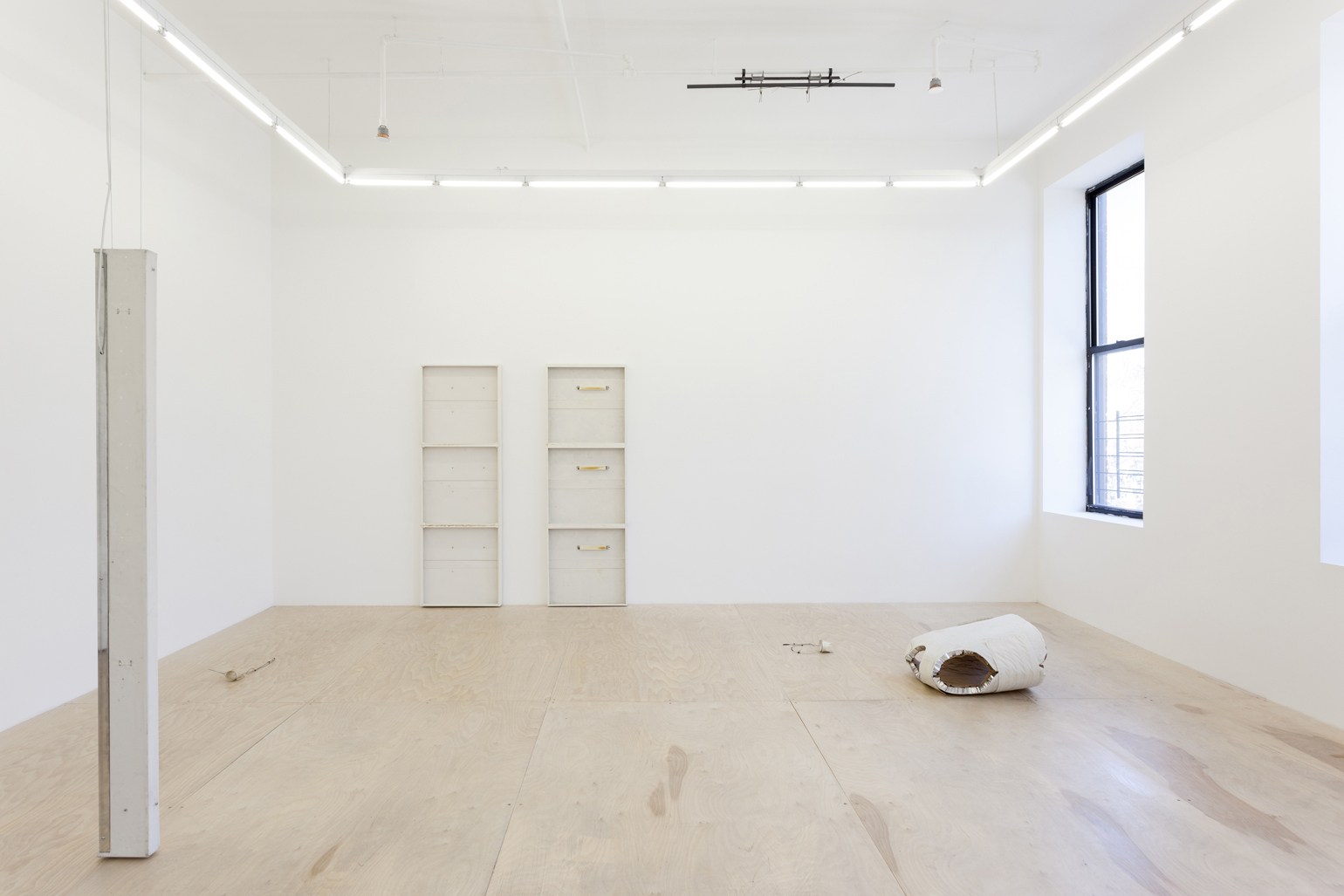 Hester - Installation view of σ, 4 2015