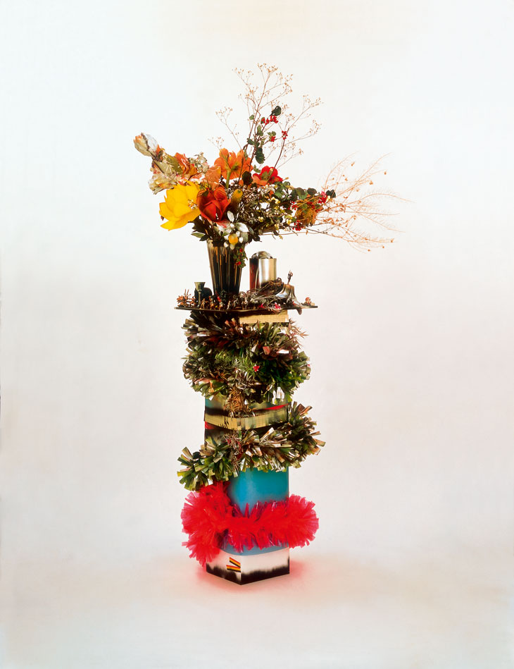 Isa Genzken - Bouquet  2004