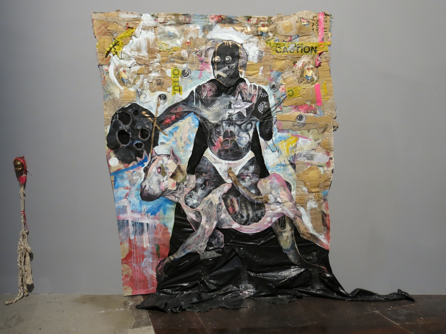 Lavar Munroe, To Protect and Serve, 2012
