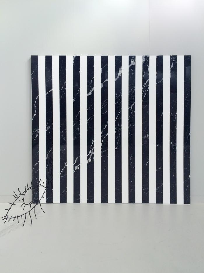 Daniel Buren - Art Basel 46
