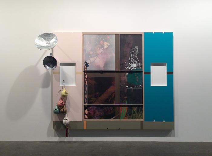 Helen Marten - Art Basel 2015