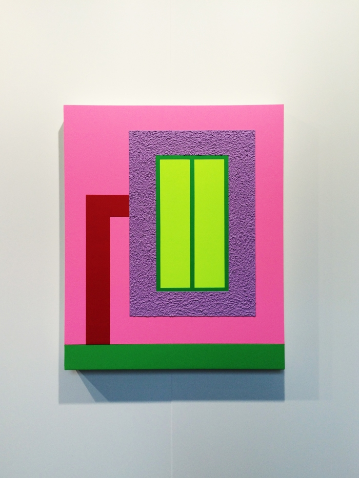 Peter Halley - Art Basel 46