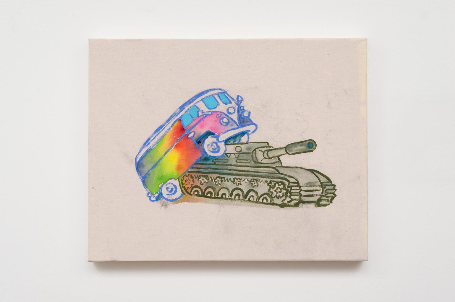 Bus & Tank