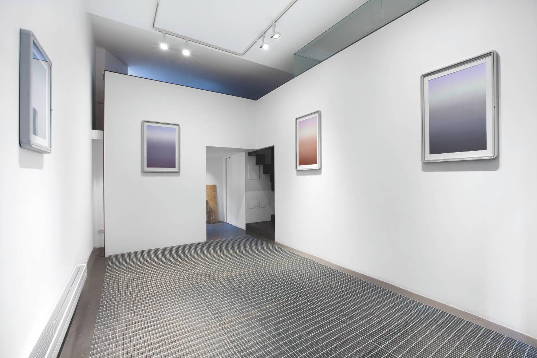 Ground Changing, 2015, ferro zincato, dimensioni variabili