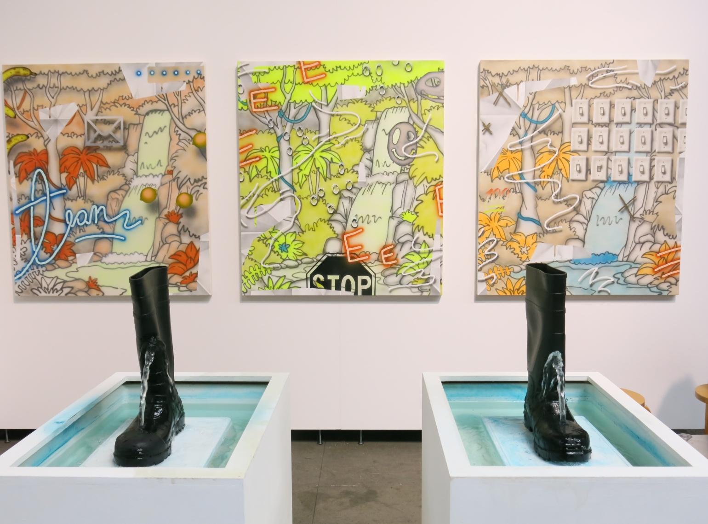 josh Reames, Brand New Gallery, Milan, (IT)