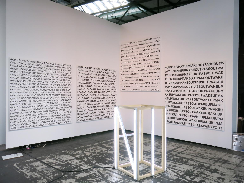 Karl Holmqvist, Galerie Neu, Berlin, (DE)