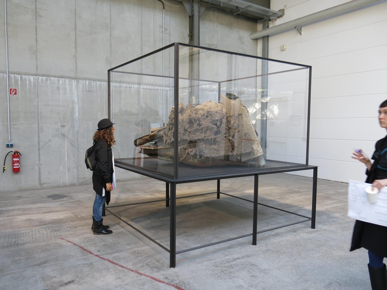 Peter Buggenhout, galerie Konrad Fischer, Berlin, (DE)