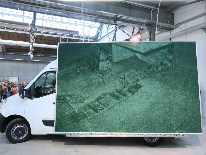 Tobias Hantmann, Galerie Bernd Kugler, Innsbruck, (AT),