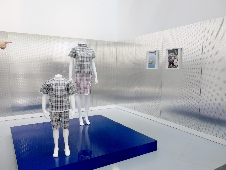 13 Laetitia Baudat Haussmann, Galerie Allen