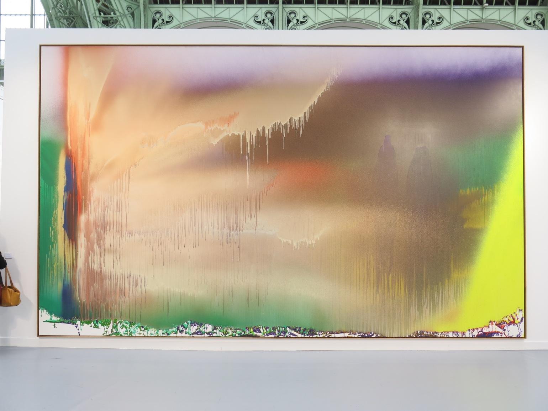 19 Katarine Grosse, Galerie Nachts St. Stephan Rosemarie Schwarzwalder