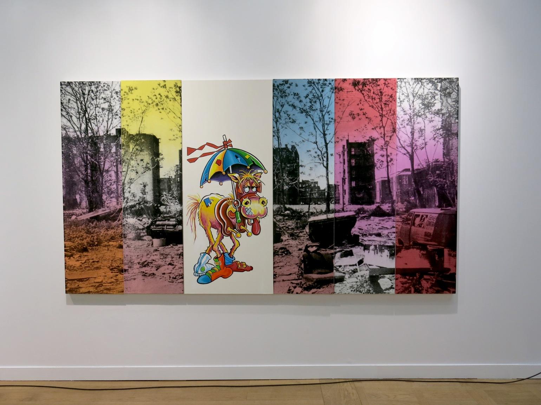 3 Julia Wachtel, Vilma Gold Gallery