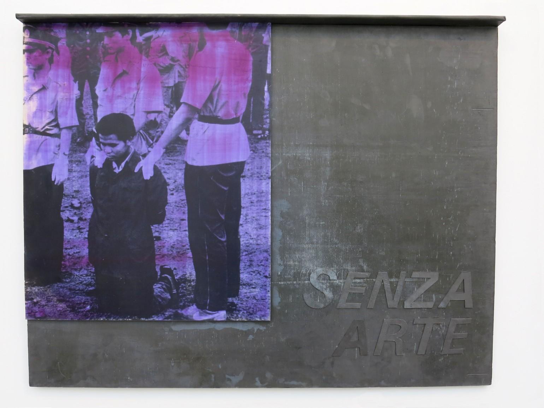 4 Fabio Mauri, Hauser & Wirth Gallery