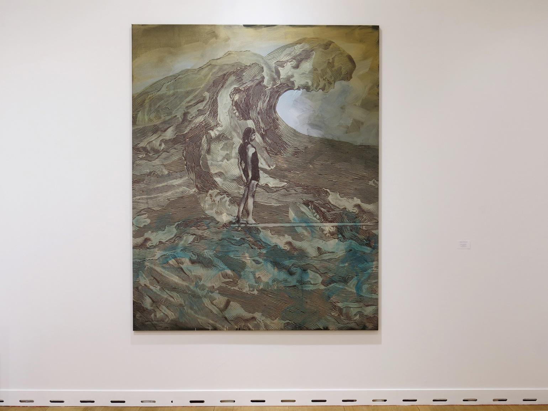 9 Hans Weigand, Gabriele Senn Galerie