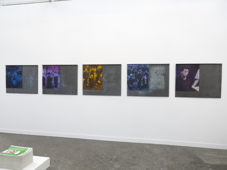 1 Fabio Mauri, Hauser & Wirth Gallery
