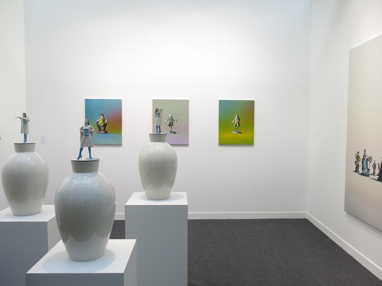 8 Raebervon Stenglin Gallery, Zurich