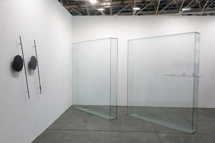 Marlena Kudlicka (PRESENT FUTURE). Courtesy Revolver Gallery, Lima