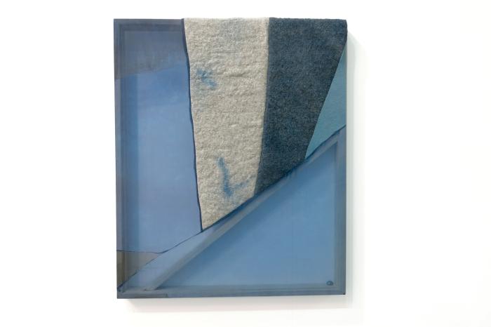 Marta Tuttle, (PRESENT FUTURE) Luce Gallery, Turin