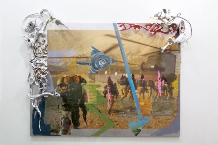 Ramin Haerizadeh, Rokni Haerizadeh, Home Home Sweet Home, 2018. Courtesy Gallery Isabelle van den Eynde copia