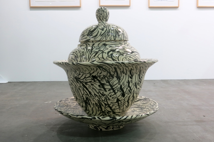 Tony Cragg. Courtesy Tucci Russo Gallery, Turin